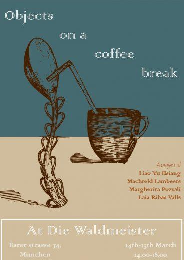 objects on a coffee break