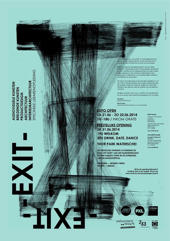uitnodiging exit 14